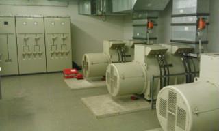Schwingungsmessung an Stromgeneratoren